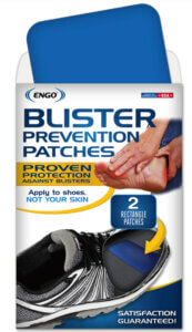 ENGO Blister Prevention Patches